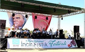 Nuru Mahallesi 2. İncir ve Fıstık Festivali Yapıldı
