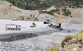 Sorgun Barajı'nın Yapımı Sürüyor