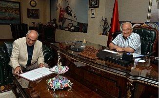 Yenişehir Cemevi'ne 850 Bin Liralık Maddi Destek