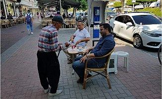 10 Bin Lirasını Çaldıran Dilenciden Hırsızı Bulana 2 Bin TL Ödül Vaadi