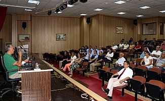 Akdeniz Belediyesi Personellerine 'Cimer' Eğitimi
