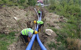Arslanköy Mahallesi'nde İçmesuyu Çalışmaları Tamamlandı