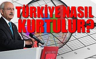 CHP Liderinden 13 Maddelik Çözüm Önerisi