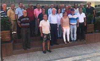 CHP Mersin'de 40000 Bin Üyeden 1000 Üye Ön Seçim İçin İmza Verdi.