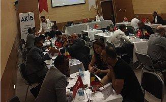Etiyopyalı 13 Firmayla İkili İş Görüşmesi