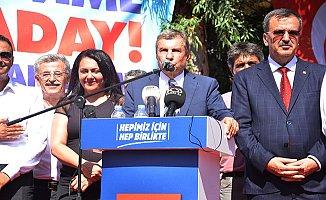 İstemihan Talay, Gövde Gösterisi Yaparak CHP Mersin Büyükşehir A.Adayı Oldu