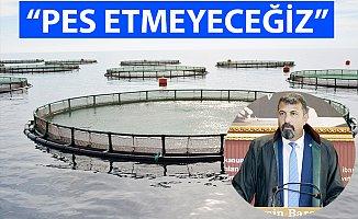 Mersin Barosundan Balık Çiftliklerine Tepki