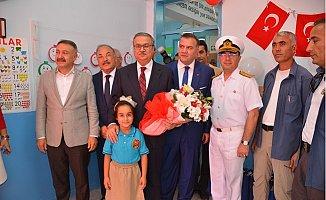 Mersin'de 389 Bin 955 Öğrenci İçin İlk Ders Zili Çaldı
