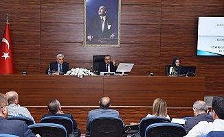 Mersin'de Bağımlılık ile Mücadele Toplantısı Gerçekleştirildi