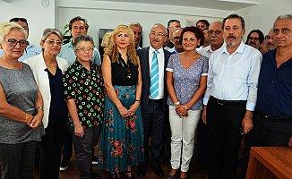 Mersin İYİ Parti İl Örgütü Sokağa İniyor