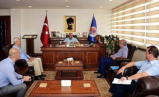 Mersin Üniversitesinden Anamur Ticaret Odasına Proje Desteği