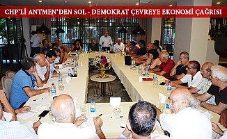 Mersin'de İlk kez Gerçekleştirilen 'Yuvarlak Masa Toplantıları