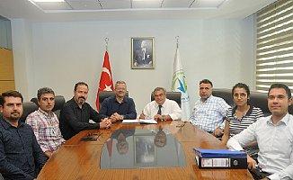 MTOSB ile ÇKA Arasında Protokol İmzalandı