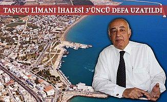 Taşucu Limanında Yüksek Fiyatlar Taliplileri Kaçırıyor