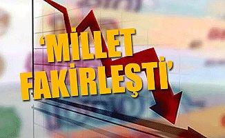'Türkiye'de Yüzde 50'ye Yakın Devalüasyon Oldu'
