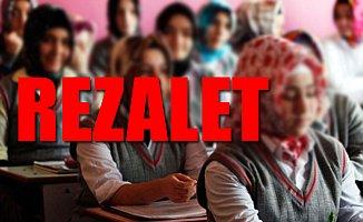 Türkiye Okul Terk etmede Avrupa Birincisi