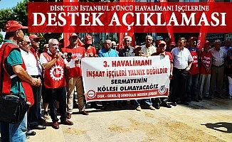 """""""Türkiye'nin Tüm İşçi ve Emekçilerine Kölesiniz Diyorlar"""""""