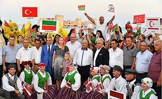 Uluslararası Kızkalesi Turizm Festivali Başladı