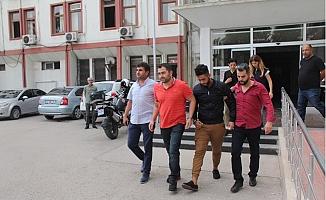 24 Saat Rehin Alınan Suriyeliyi Polis Kurtardı