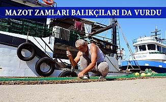 Balıkçılar Teknelerini Satıyorlar