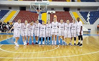 Çukurova Basketbol, Beroe'yi Mersin'de 89-68 Yendi.