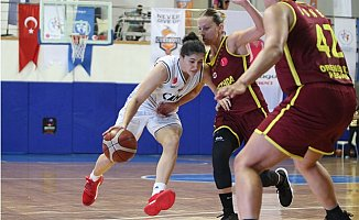 Çukurova Basketbol, Evinde Avantajı Kaçırdı