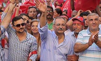 Dr. Haluk Bozdoğan, Tarsus Belediye Başkan Adaylığına Yeniden Aday