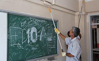 Erdemli Belediyesi, Eğitim Kurumlarını Yeniliyor