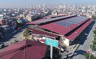 Güneş Enerji Santrali Hizmete Girdi