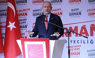 İşte CHP'nin Yerel Seçim Sloganı