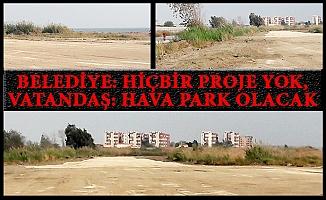 Kazanlı'da Bir Garip Akdeniz Belediye Proje Tartışması