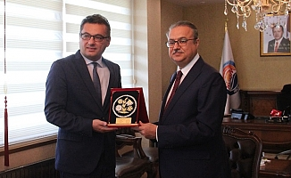 KKTC Başbakanı Erhürman Mersin'de
