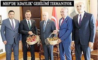 Kocamaz Haber Bekliyorum Deyince Hamit Tuna Soluğu Ankara'da Aldı.