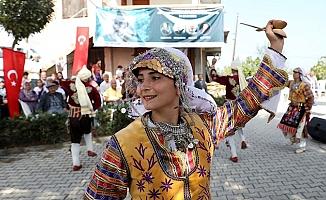 Mersin'de 'Aşık Sıdki Baba' Etkinlikleri Sona Erdi