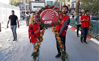 Mersin'de CHP'den Alternatif 29 Ekim Kutlaması
