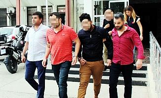 Mersin'de Rehin Alınan Suriyeliyi Polis Kurtardı