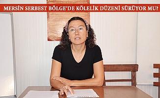Mersin'de Şiddete Uğrayan Kadın Tazminatsız İşten Atıldı.
