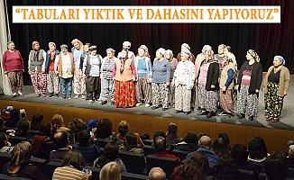 Mersin'in İlk Arslanköylü Kadın Tiyatro Topluluğu İlki Başaracak