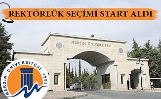 Mersin Üniversitesine İthal Rektör İstemiyoruz
