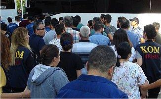 Mersin'deki İlaç Vurgunu Zanlılarından 23'ü Tutuklandı