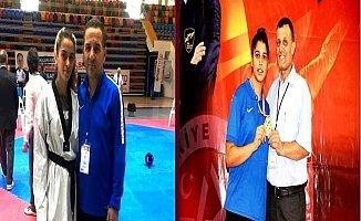 Mersinli Sporcular Avrupa Şampiyonası Yolcusu