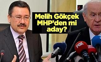 MHP Kaynakları: Melih Gökçek'i Ankara İçin Düşünüyoruz