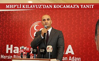 MHP'li Vekilden Kocamaz'a Ya Hayır Konuş Yada Sus