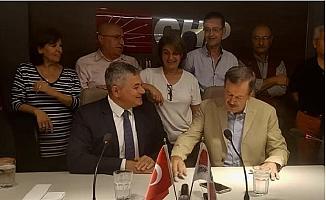 Selçuk Dereli Mersin Büyükşehir'e Başkan A.Adayı Oldu