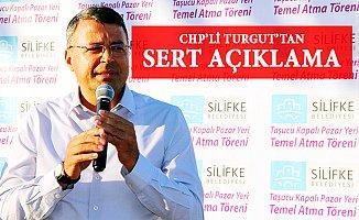 Silifke Belediye Başkanı Mustafa Turgut Hakkındaki İddialar İçin Yargıya Gidiyor