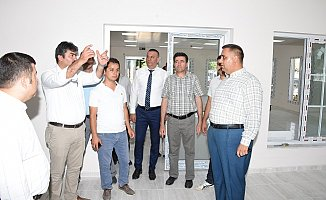 Tarsus'ta Emeklilere Lokal