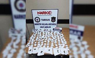 Tarsus'ta Uyuşturucu Operasyonunda 16 Tutuklama