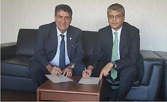 Tarsus Üniversitesi ile AKİB arasında protokol imzalandı