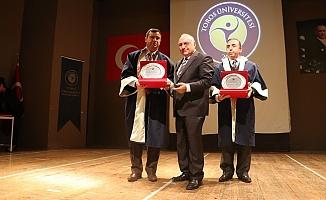 Toros Üniversitesi'nde Akademik Yıl Açılışı Yapıldı