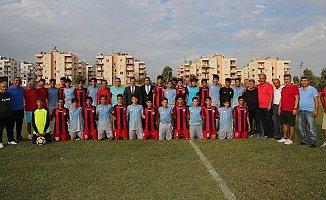U-14 Milli Takım Seçmeleri Mersin'de Yapıldı